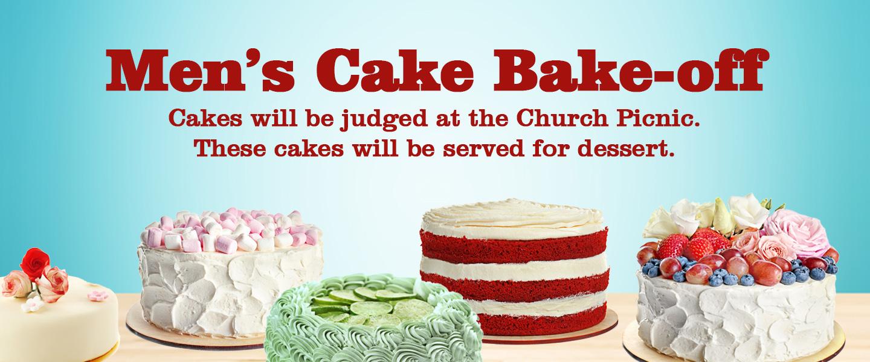 Cake Bakeoff